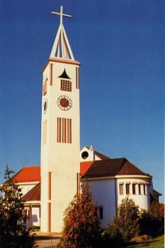 cerkev dobrega pastirja-dzakovo