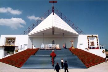 oltar za papeza-hipodrom stozice