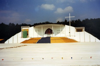 prireditveni prostor za papeza-maribor